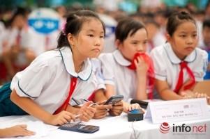 Đề thi Violympic Toán lớp 3 vòng 5 năm 2016 - 2017