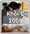Đề thi đáp án đại học Khối C năm 2008