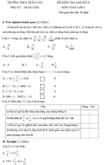 Đề kiểm tra học kì II lớp 6 môn Toán - Trường THCS Trần Cao, Hưng Yên (Đề 5)