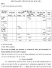 Đề kiểm tra học kì II lớp 8 môn tiếng Pháp - Đề 11