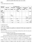 Đề kiểm tra học kì II lớp 8 môn tiếng Pháp - Đề 12