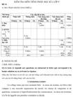 Đề kiểm tra học kì I lớp 9 môn tiếng Pháp - Đề 14
