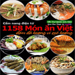 1158 món ăn Việt