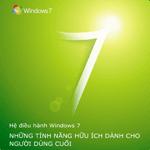 Windows 7 - Những tính năng hữu ích