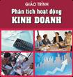 Giáo trình phân tích hoạt động kinh doanh