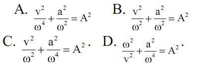 600 câu trắc nghiệm lý thuyết môn vật lý lớp 12