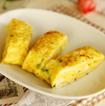 Cách làm món trứng chiên phô mai