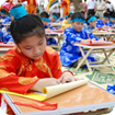 Đề thi trạng nguyên nhỏ tuổi môn Tiếng Anh lớp 5 tỉnh Vĩnh Phúc năm 2013-2014