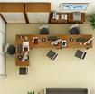 Cách xác định vị trí tài lộc trong văn phòng