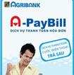 Hướng dẫn sử dụng dịch vụ Thanh toán hóa đơn cho khách hành Agribank
