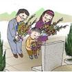 Tại sao có phong tục tảo mộ, ăn đồ nguội trong Tiết Thanh Minh?