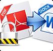 Cách chuyển đổi từ PDF sang Word trực tuyến, Full trang, không lỗi font