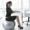 Cách giảm cân từ bàn làm việc