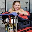 Bí kíp giữ sức khỏe khi đi máy bay
