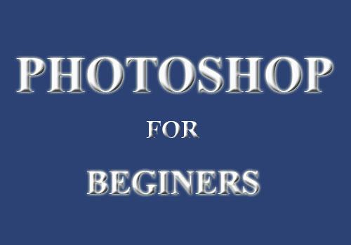 Giáo trình Photoshop cho người mới bắt đầu
