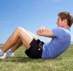 Bật mí bài tập bụng đơn giản giúp cơ thể nam giới luôn săn chắc
