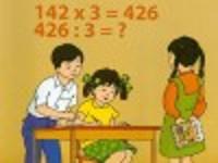Đề kiểm tra giữa học kì 1 môn Toán lớp 3 Trường TH Số 1 Vinh Quang năm 2010