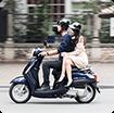 Mẹo cực hay giúp tiết kiệm xăng khi đi xe máy