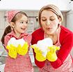 Học mẹ thông minh cách vừa chơi vừa dạy con cực hiệu quả