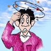 Cách bấm huyệt trị chứng hoa mắt, chóng mặt