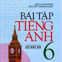 Đề thi học kì 1 lớp 6 môn tiếng Anh số 11