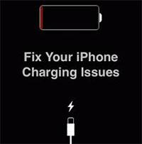 Làm thế nào khi iPhone không sạc được pin?