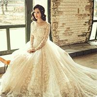 Kinh nghiệm chọn váy cưới chuẩn nhất