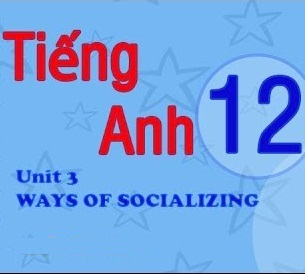 Trắc nghiệm Tiếng Anh lớp 12 Unit 3: Ways Of Socialising