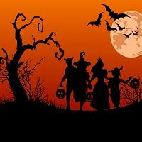 Bài tập reading về ngày Halloween