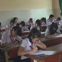 Đề thi học sinh giỏi môn Địa lý lớp 9 năm học 2014 - 2015 trường THCS Xuân Dương, Hà Nội