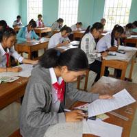 Đề thi học sinh giỏi môn Toán lớp 9 năm học 2014 - 2015 trường THCS Xuân Dương, Hà Nội