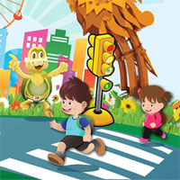 Giáo án Mỹ Thuật 7 bài Vẽ tranh đề tài An toàn giao thông