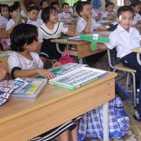 Đề kiểm tra học kì 1 môn Toán lớp 5 trường Tiểu học Vạn Phước 2 năm 2014 - 2015