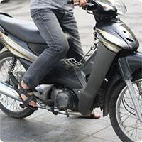 Làm thế nào để xe máy dễ nổ khi trời lạnh