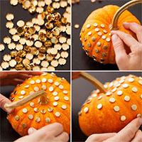 Cách trang trí bí ngô đơn giản mà vẫn đẹp cho đêm Halloween
