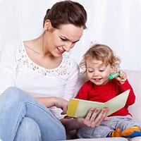 Những trò chơi giúp con phát triển khả năng ngôn ngữ cực tốt