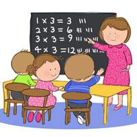 Đề kiểm tra học kì 1 môn Toán lớp 4 trường tiểu học Vạn Phước 2 năm 2014 - 2015
