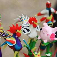 Giáo án Tiếng Việt 2 tuần 34 bài: Kể chuyện - Người làm đồ chơi