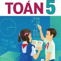 Đề kiểm tra giữa kì 1 môn Toán lớp 5 năm 2015 Trường TH Vĩnh Tuy