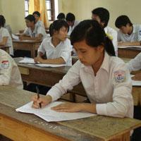 Đề thi học sinh giỏi môn Sinh học lớp 9 năm học 2014 - 2015 huyện Thiệu Hóa, Thanh Hóa