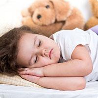Cách dạy con ngủ đúng giờ cực hay