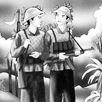 Đề kiểm tra học kì 1 môn Ngữ văn lớp 9 năm học 2014 - 2015 trường THCS Mạc Đĩnh Chi, Hà Nội