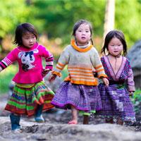Sáng kiến kinh nghiệm - Một số biện pháp giáo dục tính tự lập cho trẻ mẫu giáo
