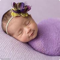 Những mẹo cực hay giúp trẻ sơ sinh ngủ ngon