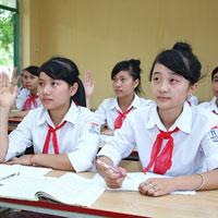 Đề kiểm tra học kì 1 môn Ngữ văn lớp 7 năm học 2014 - 2015 huyện Bình Giang, Hải Dương