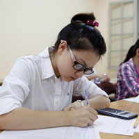Đề thi thử THPT Quốc gia môn Toán năm 2016 trường THPT Ngọc Tảo, Hà Nội