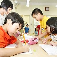 Bài tập Tiếng Anh lớp 7 Unit 4: At School