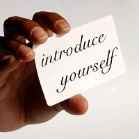 Speaking - Introduce yourself