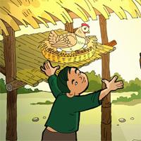 Văn mẫu lớp 7: Phát biểu cảm nghĩ của em về bài thơ Tiếng gà trưa của Xuân Quỳnh