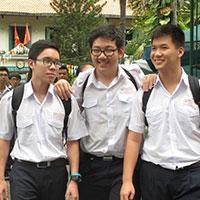 Đề thi thử THPT Quốc gia môn Tiếng Anh năm 2016 trường THPT Lý Thái Tổ, Bắc Ninh